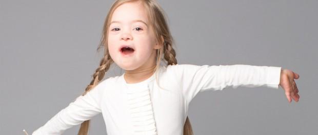 Болезни вопреки – подиум покоряют модели с синдромом Дауна