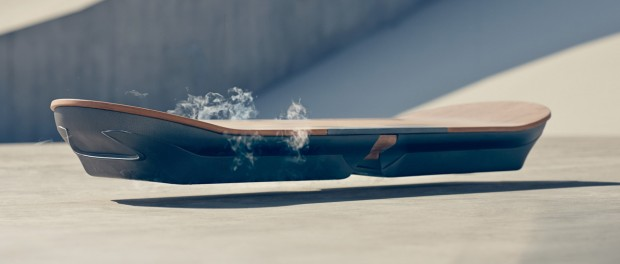 Парящий скейтборд из «Назад в будущее» почти реальность