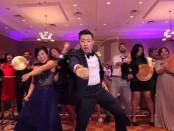 Супер танец на свадьбе собрал миллионы просмотров