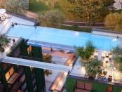 бассейн, который будет парить в воздухе