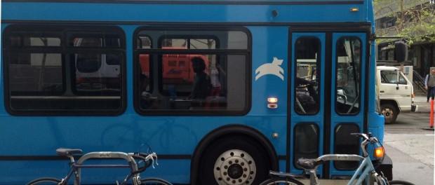В США появился автобус для айтишников