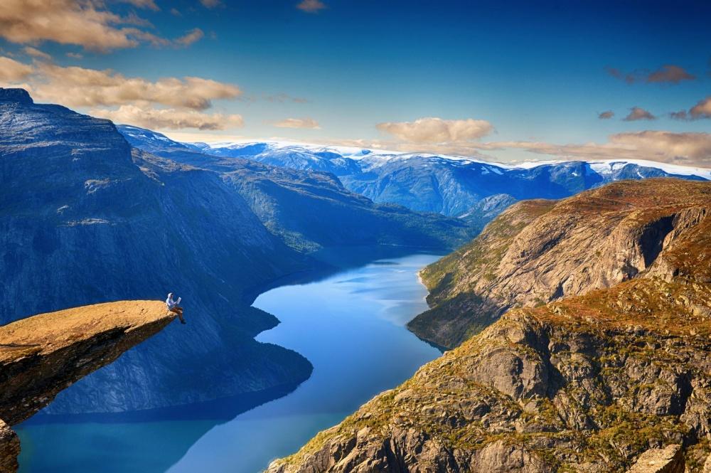 Восхитительная Норвегия - Язык Тролля