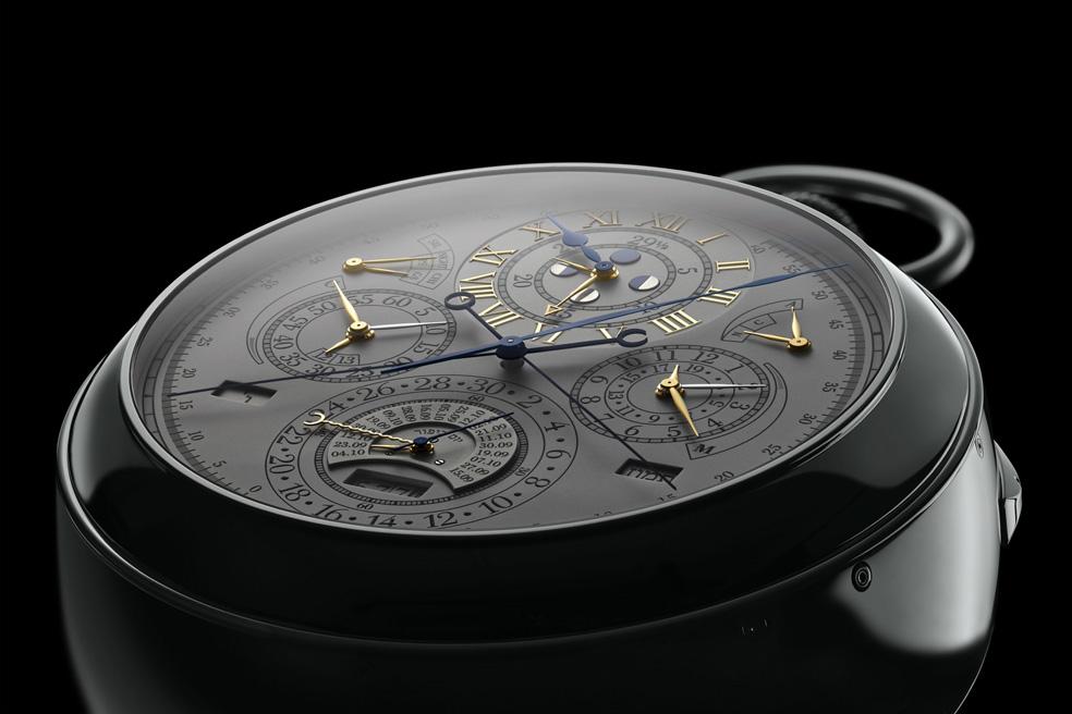 самые крутые швейцарские часы Vacheron Constantin