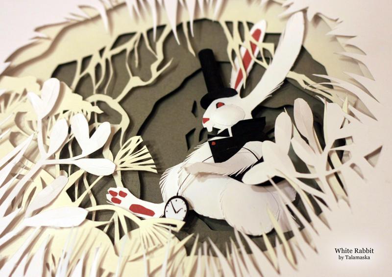 Еще один белый кролик