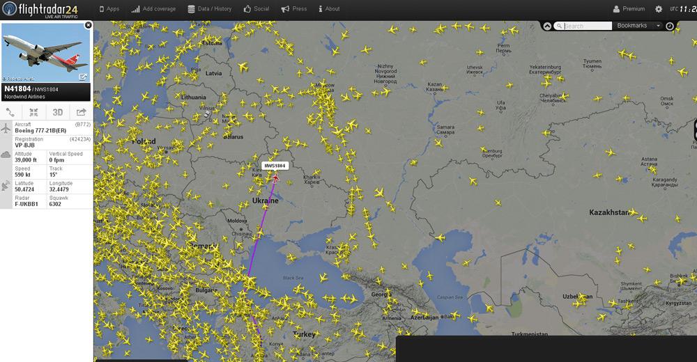 http://www.flightradar24.com/59.37,73.76/6