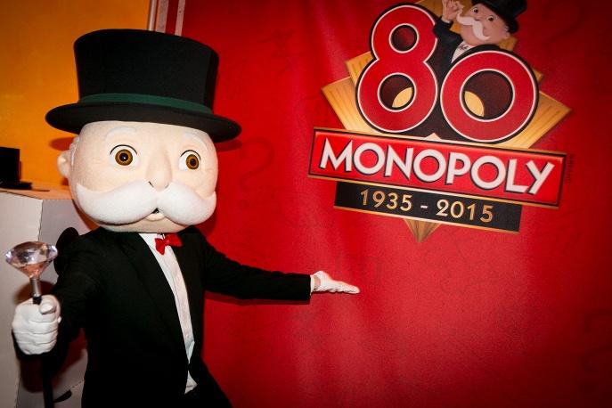 """80 лет назад компания Parker Brothers выпустила игру """"Монополия"""""""