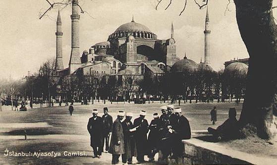 Мечеть Айя-София в Стамбуле