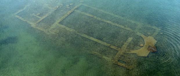 Турки откроют первую в мире подводную базилику