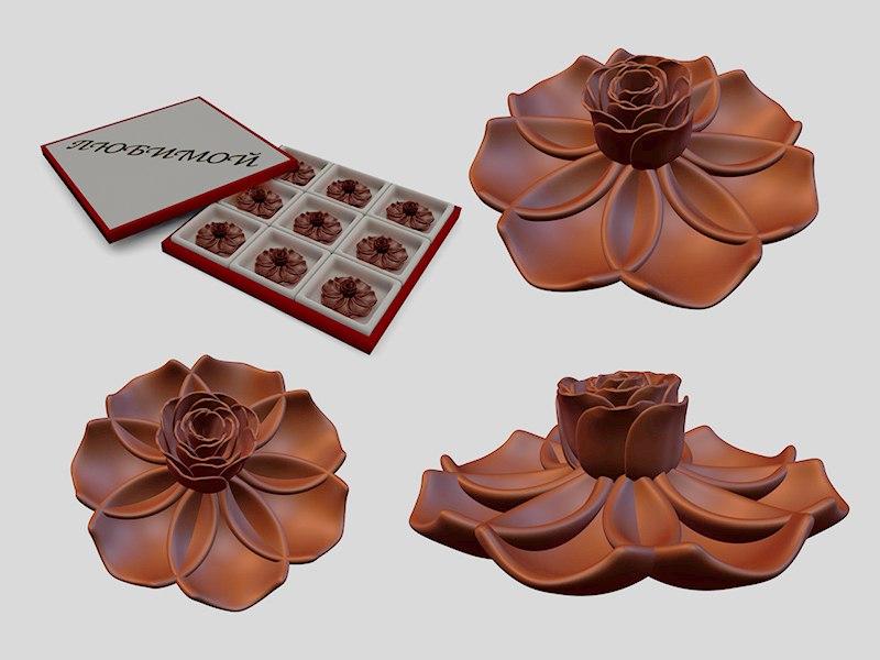 шоколадный презент