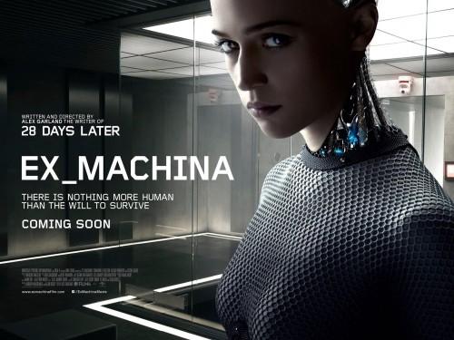 фильм про искусственный разум