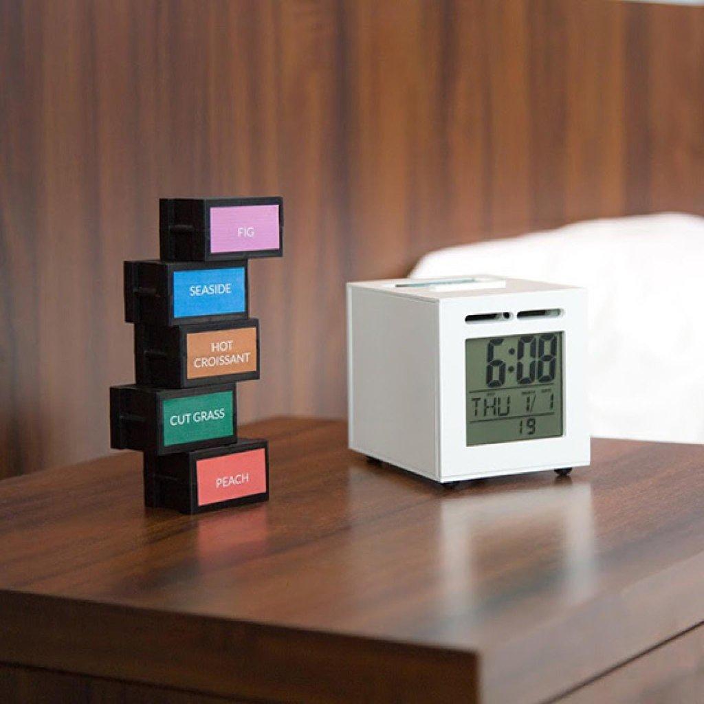 Альтернативный будильник запахов