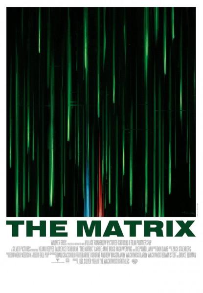 постеры к фильмам в абстрактной манере