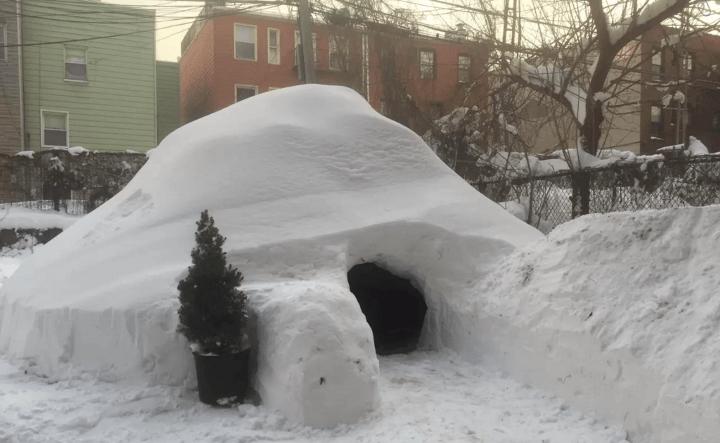 уборка снега, как способ дохода