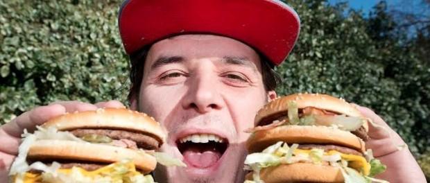 Британец официально стал Чизбургером