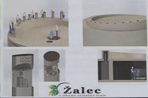 проект пивного фонтана