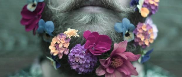 Новый тренд – цветущая борода