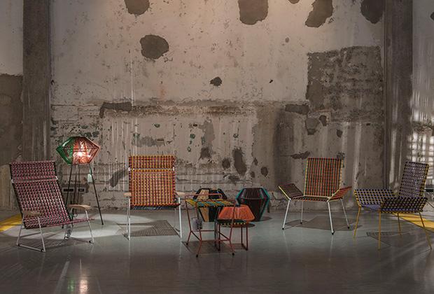 Мебельный Хай-тек из Колумбии