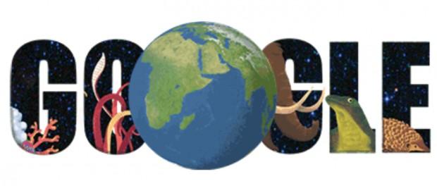 Google привлек яркими дудлами ко Дню Земли