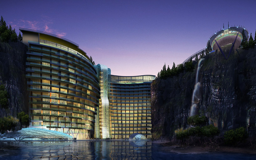 Удивительный отель будущего