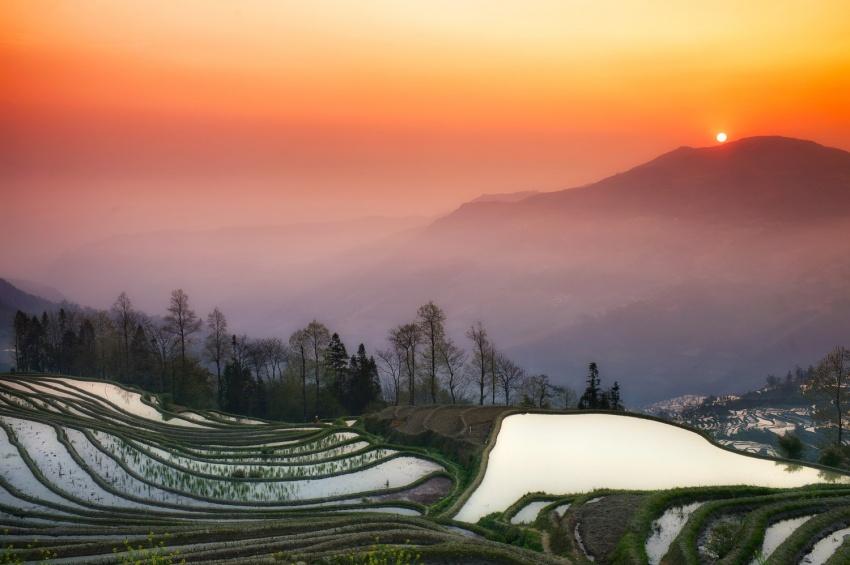 Зеркальные красоты Китая