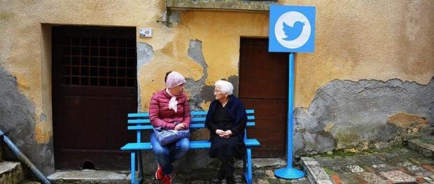 Реальная жизнь обычной итальянской деревушку через призму новых технологий