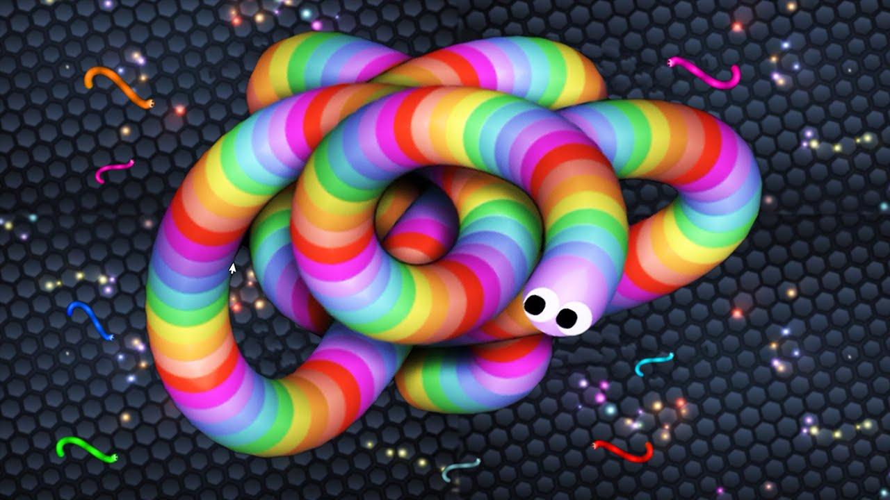Даже змейки-червяки могут сделать миллионером
