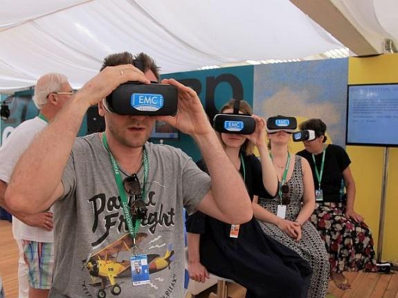 VR формат будущее киноиндустрии