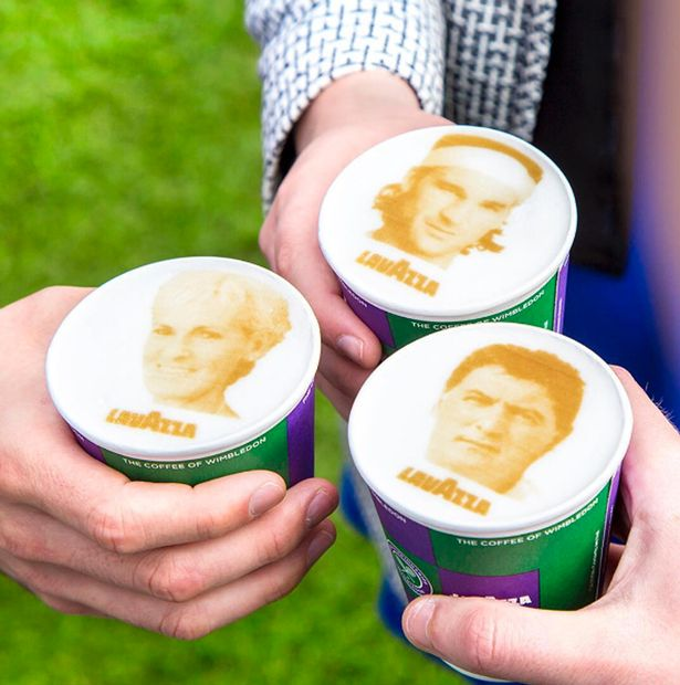 Уникальная кофемашина создает уникальное кофе