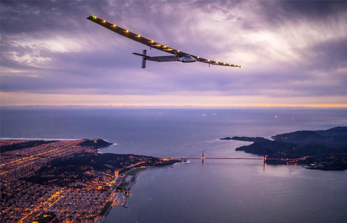 Solar Impulse 2 совершил кругосветное путешествие