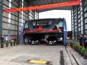 автобус будущего из Китая