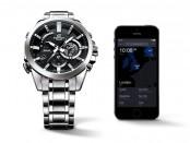 новые часы от Касио способны подключаться к смартфону