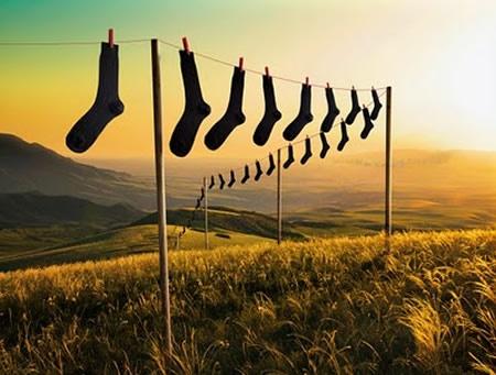Миллионы на простых носках - реальность