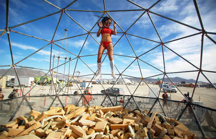 Burning Man - 2016-2