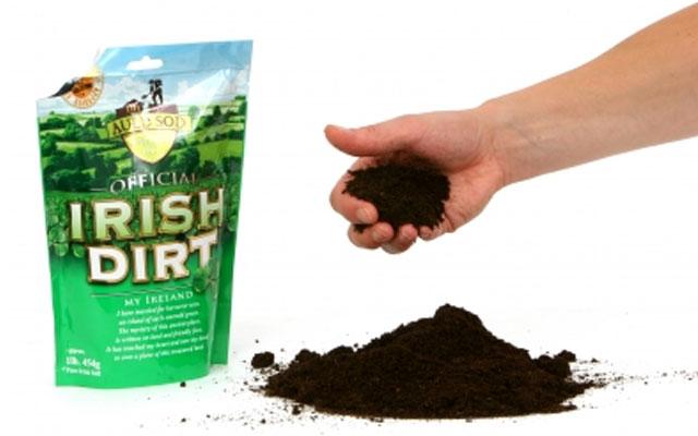 Продажа ирландской земли