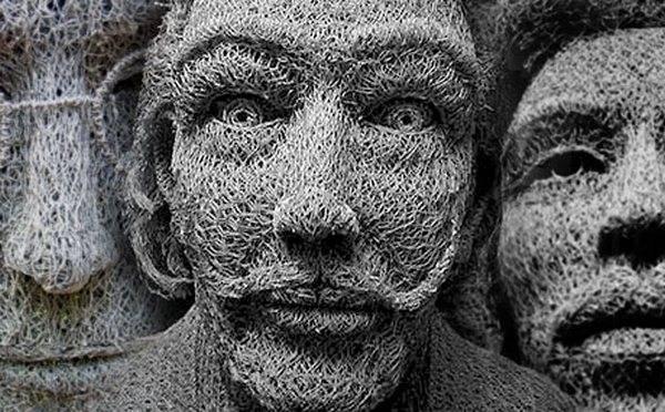 скульптуры от Ивана Лотта