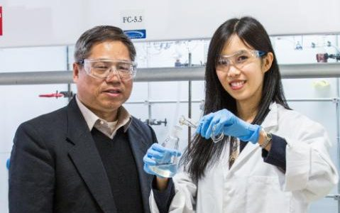 студентка открыла метод борьбы с бактериями