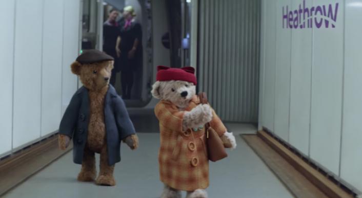 Милые старики медведи покорили мир