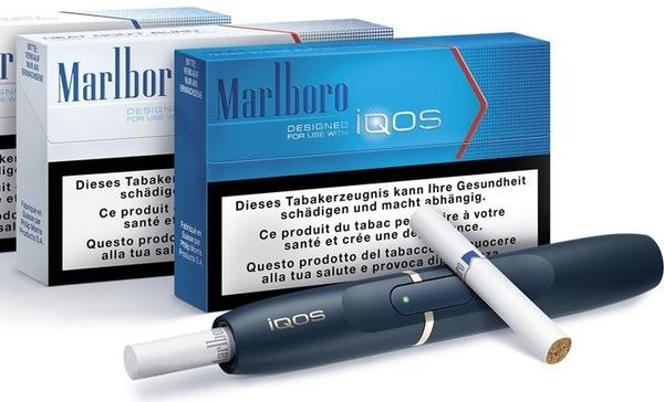 электронные сигареты от PM