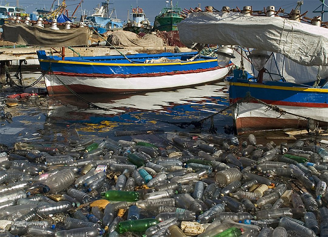 вот так вот выглядит побережье во многих азиатских странах