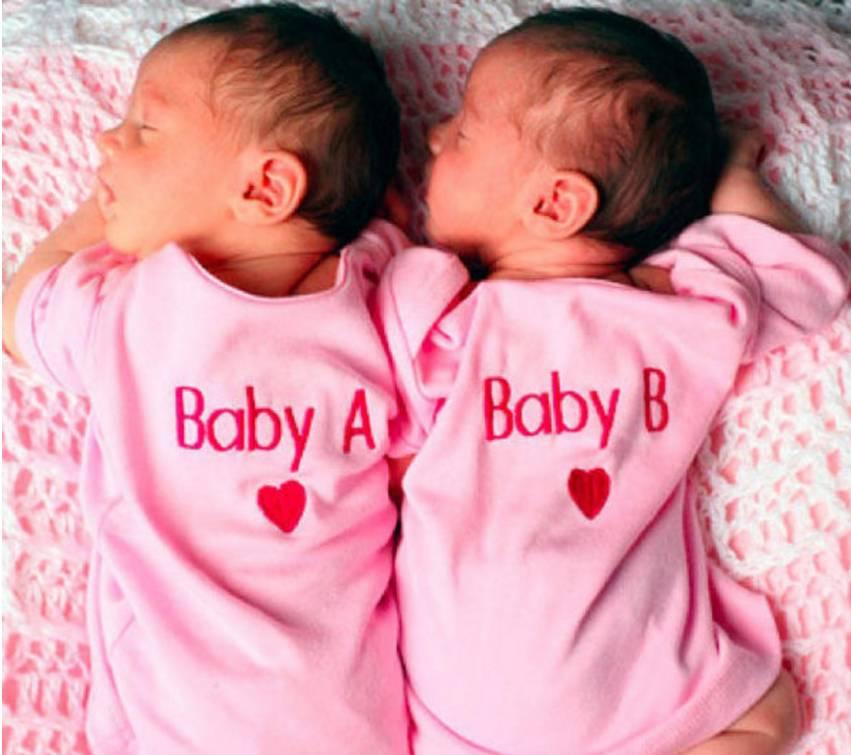 близнецы с разницей в год