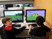 Game Minecraft in education