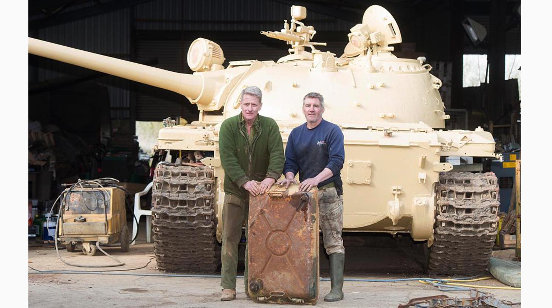 Золотой танк