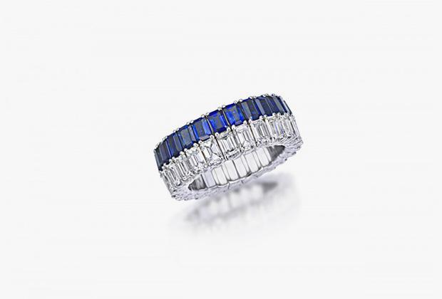 безразмерное кольцо от Picchiotti