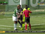 Sporting B 1-2 Academica
