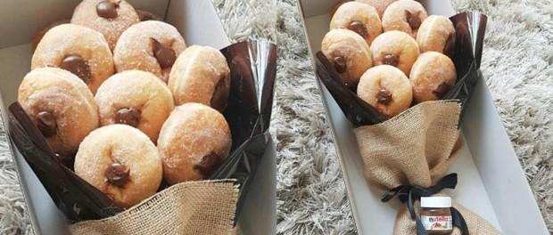 Австралийские кондитеры начали продавать сладкие букеты