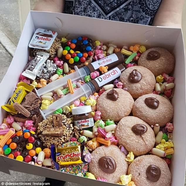 doughnut bouquets3