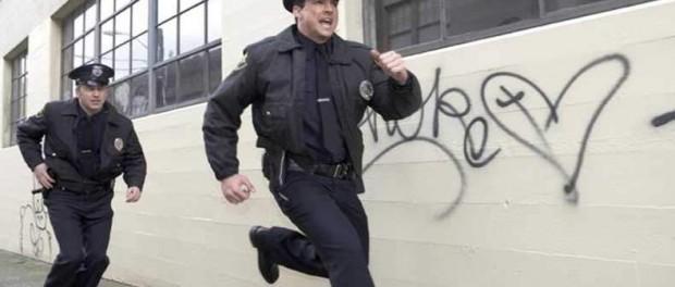 Забавное видео-руководство для беглецов от полиции