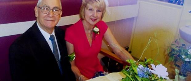 Двадцать лет упорства помогли британцу жениться