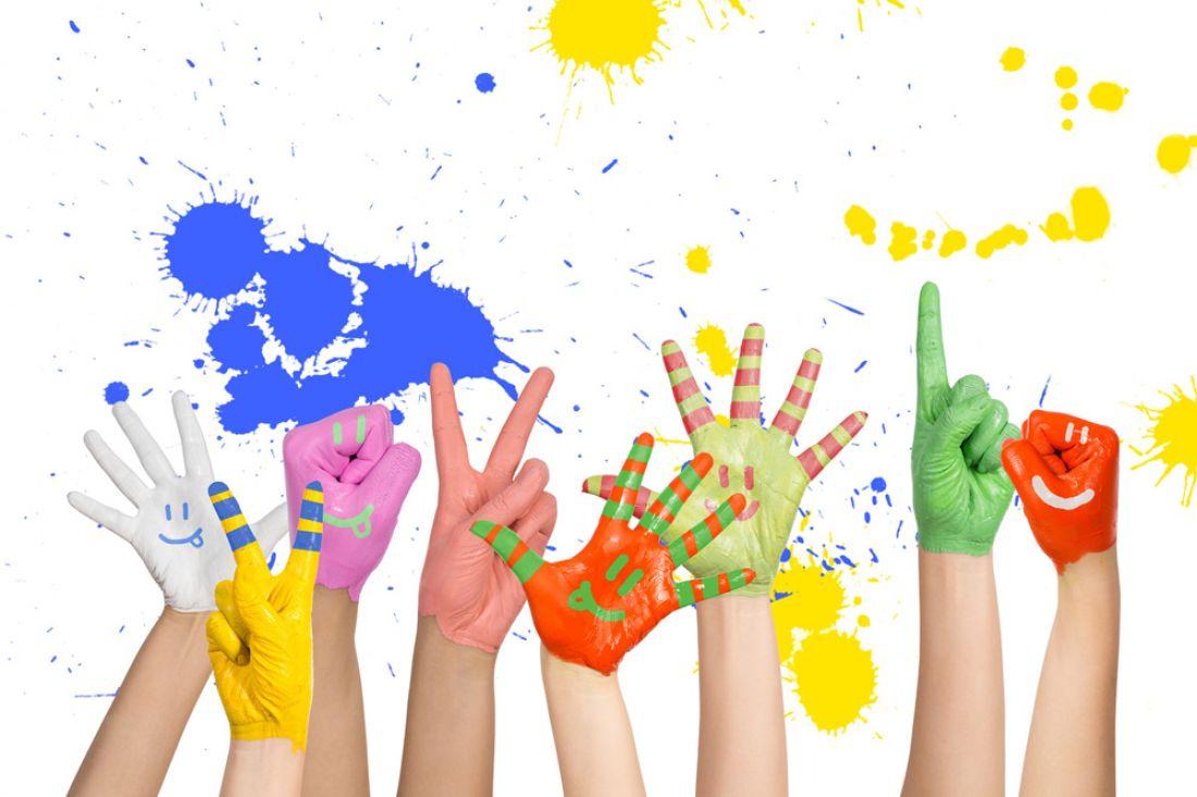 Защити ребенка позитивом и хорошим настроением!