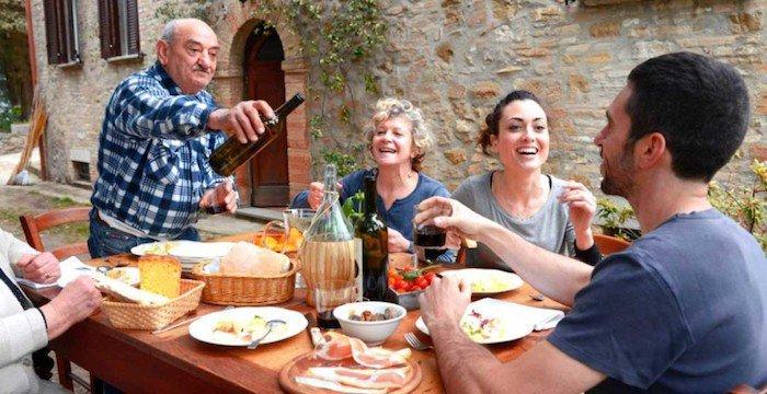 итальянцы - долгожители